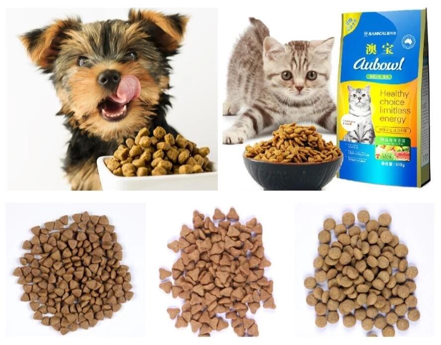 خرید دستگاه اکسترودر دو ماردون غذای گربه