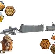 خرید دستگاه تولید غذای خشک گربه و سگ